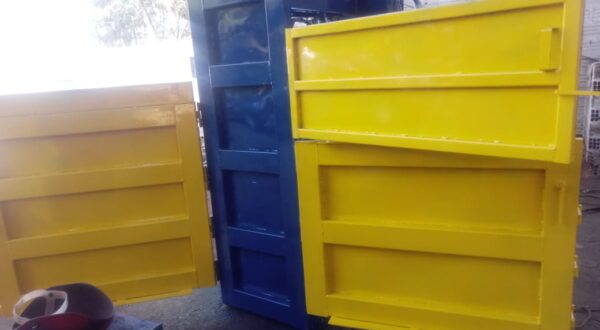 Prensa Enfardadeira Para Reciclagem